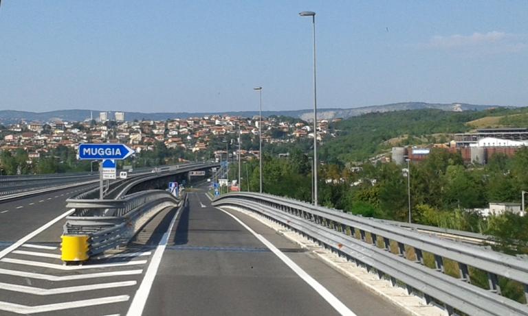 Út Muggia felé