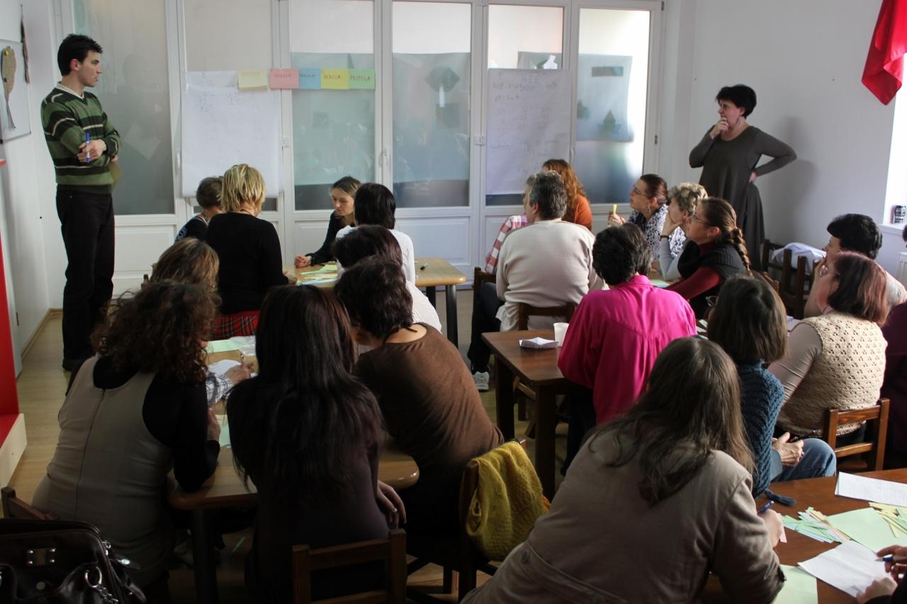 Primas képzés Nagyváradon, 2013
