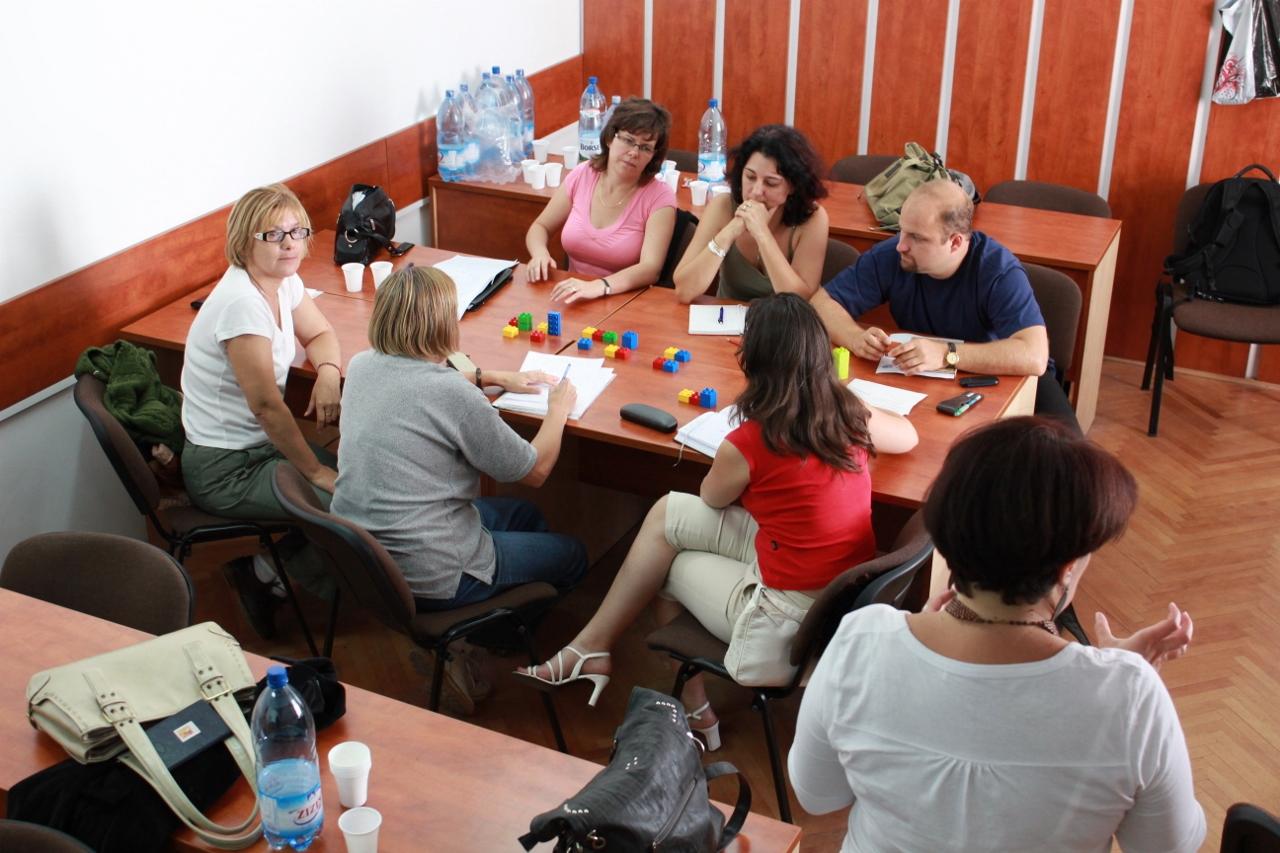 Primas képzés Kolozsváron, 2013