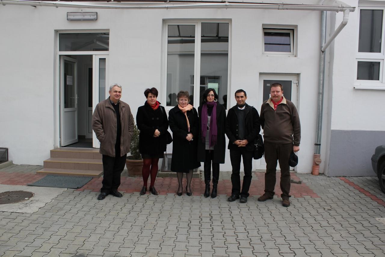 A Primas projekt tanácsadói testülete