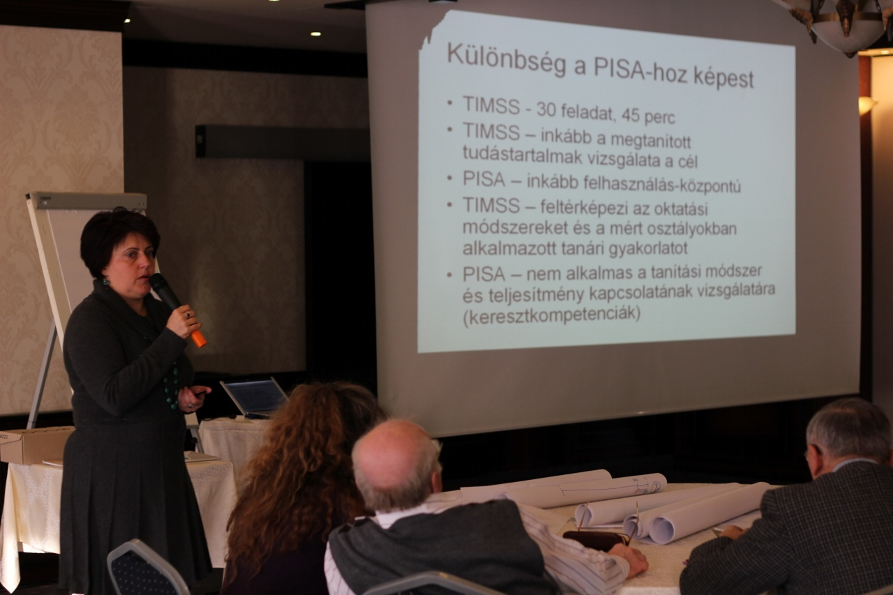 Zárókonferencia Segesváron, 2013 december
